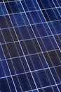 Photo voltaic panel Royalty Free Stock Image