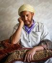 Rozmnožovanie na maľovanie podľa umelec marockej v zelený