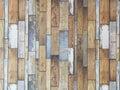 Photo of Wood Wall Pattern Royalty Free Stock Photo