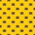 Photocamera pattern vector