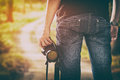 Photographer photographic camera dslr photo person passion outdo Royalty Free Stock Photo