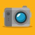 photographic camera device icon