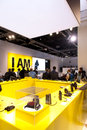 Photokina 2012 - Nikon I AM presentation Stock Image