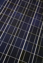 Photovoltaic cell Stock Image