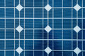 Photovoltaic cells and sunlight background Royalty Free Stock Photos