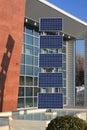 Photovoltaic panels 04 Royalty Free Stock Photos