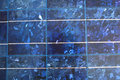 Photovoltaic solar panel Royalty Free Stock Photo