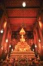 Phra buddha deva patimakorn in wat pho bangkok thailand january phra buddha deva patimakorn in wat pho on january Royalty Free Stock Photo