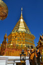 Phra That Doi Suthep Royalty Free Stock Image