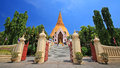 Phra pathom chedi pagoda landmark of nakhon pathom may the province thailand on may here built in in is the tallest Stock Images