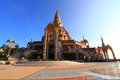 The Phra That Pha Kaew temple in thailand Stock Photography
