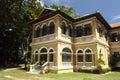 Phra pitak chinpracha mansion in phuket town thailand Stock Images