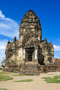 Phra Prang Sam Yot,Lop Buri Stock Photography
