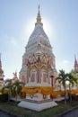 Phra that renu nakhon thailand phanom Stock Photos