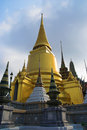 Phra Si Ratana Chedi Royalty Free Stock Photography