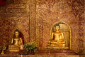 Phra Singh buddha Stock Photography