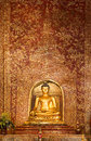 Phra Singh buddha Royalty Free Stock Photo