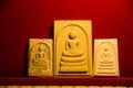 Phra somdej, Wat rakhangkhositaram, Wat Phra somdej Bell created history. Somdet Phra phutthachan Royalty Free Stock Photo