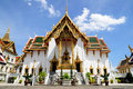 Phra thinang dusit maha prasat in bangkok thailand royal palace Stock Image
