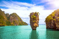 Phuket Thailand island Royalty Free Stock Photo