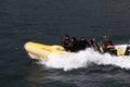 Phuket thailand january landscape sea kayak excursion boat asia on january in Royalty Free Stock Photo