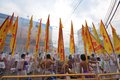 Phuket Vegetarian Festival Stock Photography