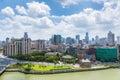Piękny shanghai suzhou brzeg rzeki Fotografia Stock