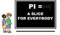 Pi Royalty Free Stock Photo