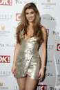 Pia Michi, Fashion Show, Amy Willerton Stock Image