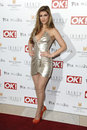 Pia Michi, Fashion Show, Amy Willerton Stock Photography