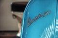 Piaggio Vespa 150 vintage Royalty Free Stock Photo