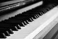 Pianino Obraz Royalty Free