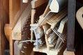 Piano Mechanism Gavel - String...