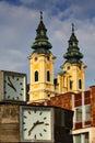 Piaristický kostel v Nitře