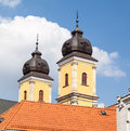 Piarist Church Trencin