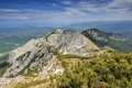 Piatra craiului national park in romania mounttains carpathians Royalty Free Stock Photography