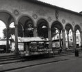Piazza dei ciompi florence view of historical flea market of in italy Stock Photos
