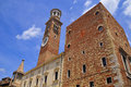 Piazza dei signori also known as dante in verona is a city in veneto northern italy home to approx inhabitants and one of Royalty Free Stock Image