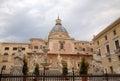 Piazza pretoria pretoria square in palermo sicily italy Royalty Free Stock Image