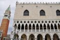 The Piazza San Marco (St Mark's Square) in Venice Royalty Free Stock Photo