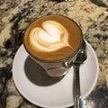 Piccolo Latte Royalty Free Stock Photo