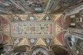 Piccolomini Library in Siena