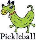 Pickleball Pickledog