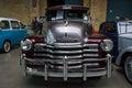 Pickup truck chevrolet advance design berlin may th berlin brandenburg oldtimer day Royalty Free Stock Photos
