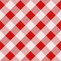 Picnic tablecloth pattern Stock Image