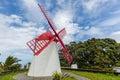 Pico Vermelho Windmill On The ...