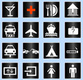 Pictogram  Royalty Free Stock Photo