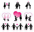 Pictograms Royalty Free Stock Images