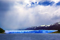 Picture captured in perito moreno glacier in patagonia argentin argentina Royalty Free Stock Images