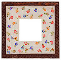 Picture frame - handmade Stock Photo